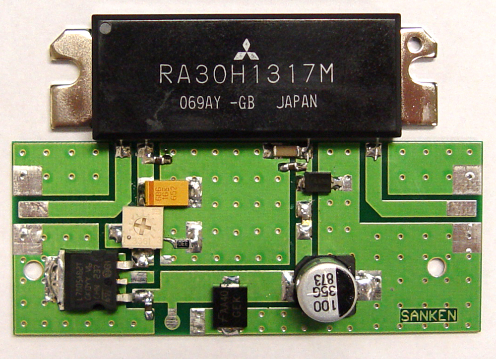 electronic studio rf amplifiers linear amplifier fm amplifiervhf linear amplifier 30w 135 175 mhz